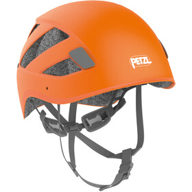 Petzl Boreo Casco da arrampicata, orange